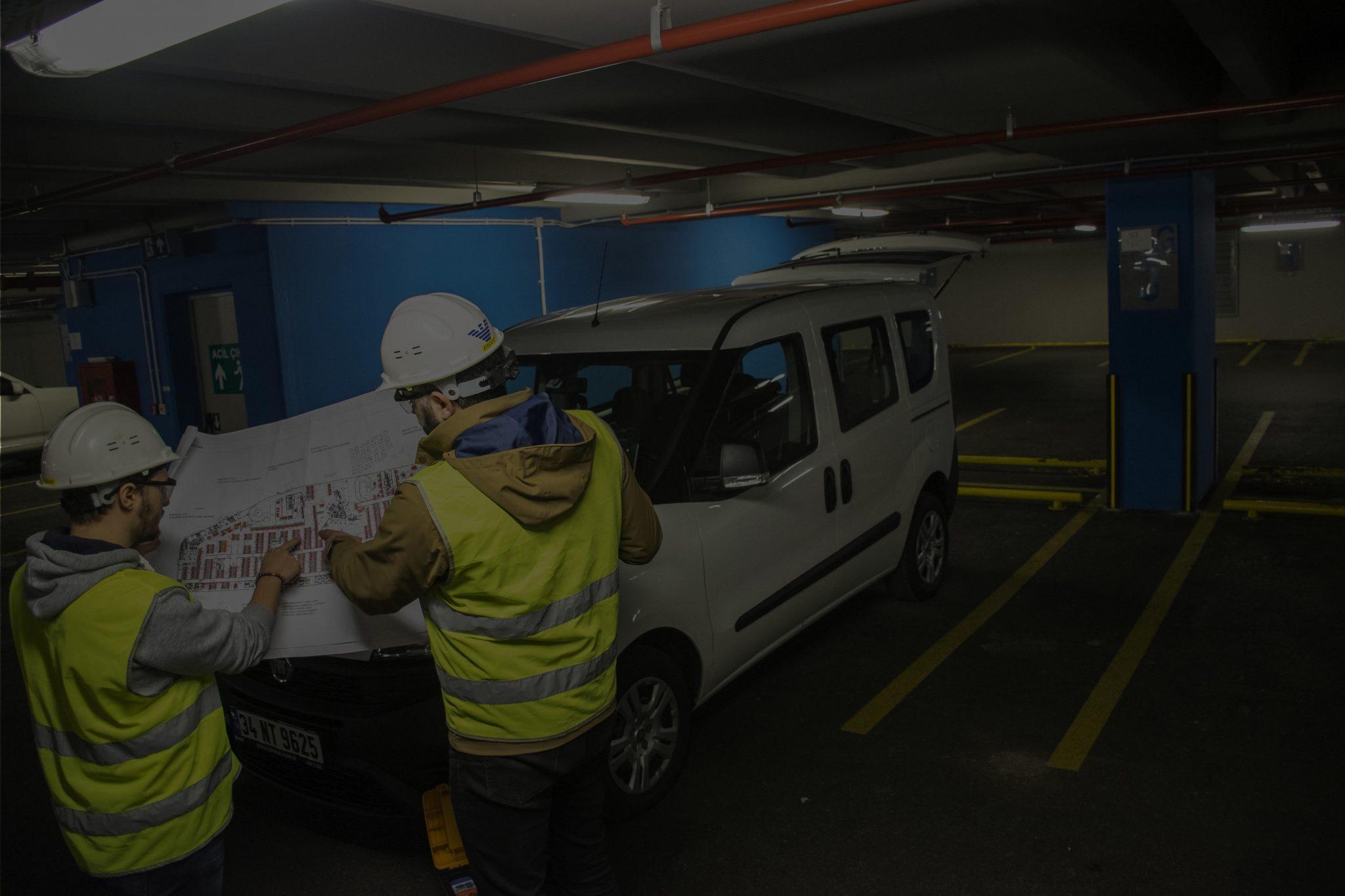 parkmaestro best parking lot guidance system